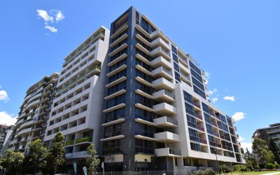 Challenging Combustible Façade Rectification on Mascot Apartment Block Completed